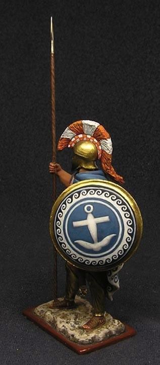 Athenian Marine